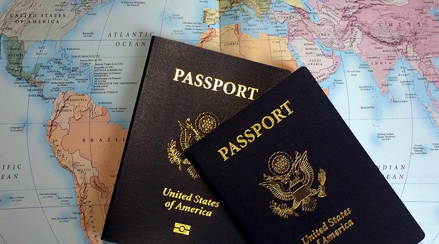 Pasaportsuz Seyahat