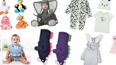 İlginç Bebek Kostümü