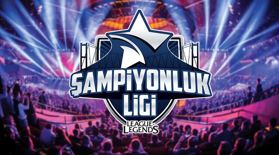 2018 Şampiyonluk Ligi, League of Legends Şampiyonluk Ligi
