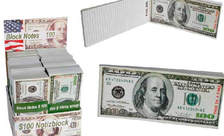 Dolar Not Defteri