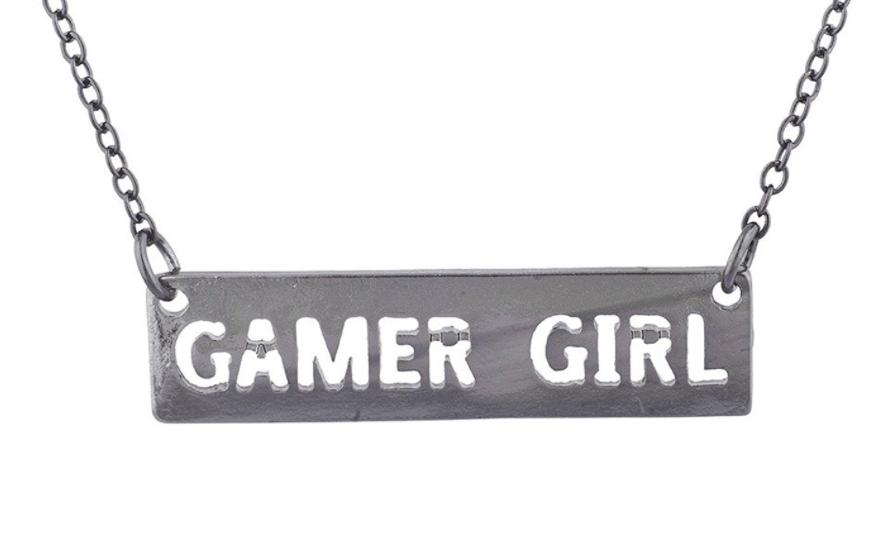 Gamer Girl Kolye