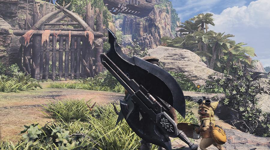 Monster Hunter World Beta