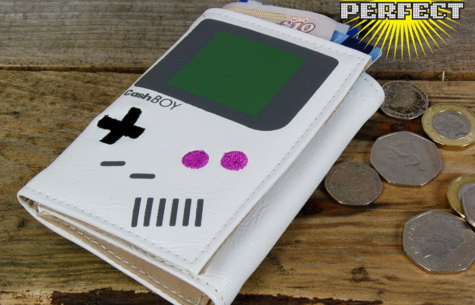 Game Boy Cüzdan