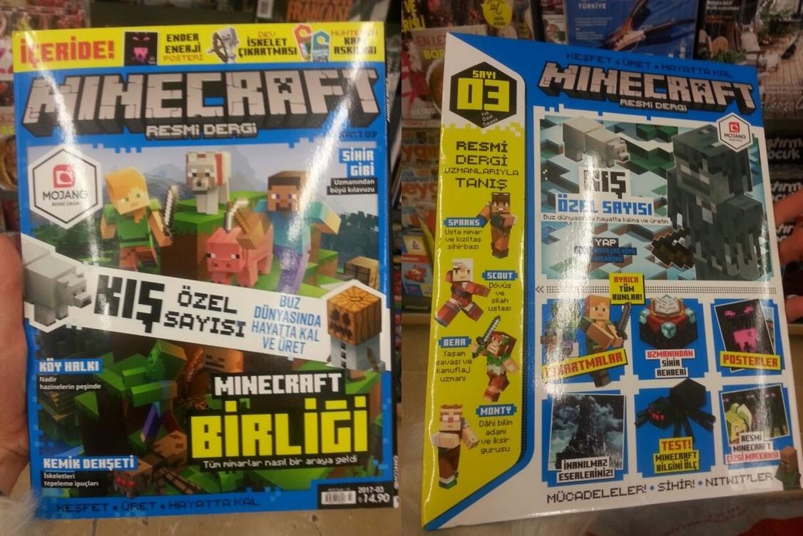 Minecraft Dergisi