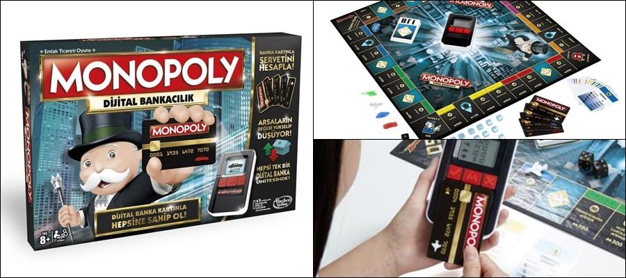 Monopoly Dijital Bankacılık
