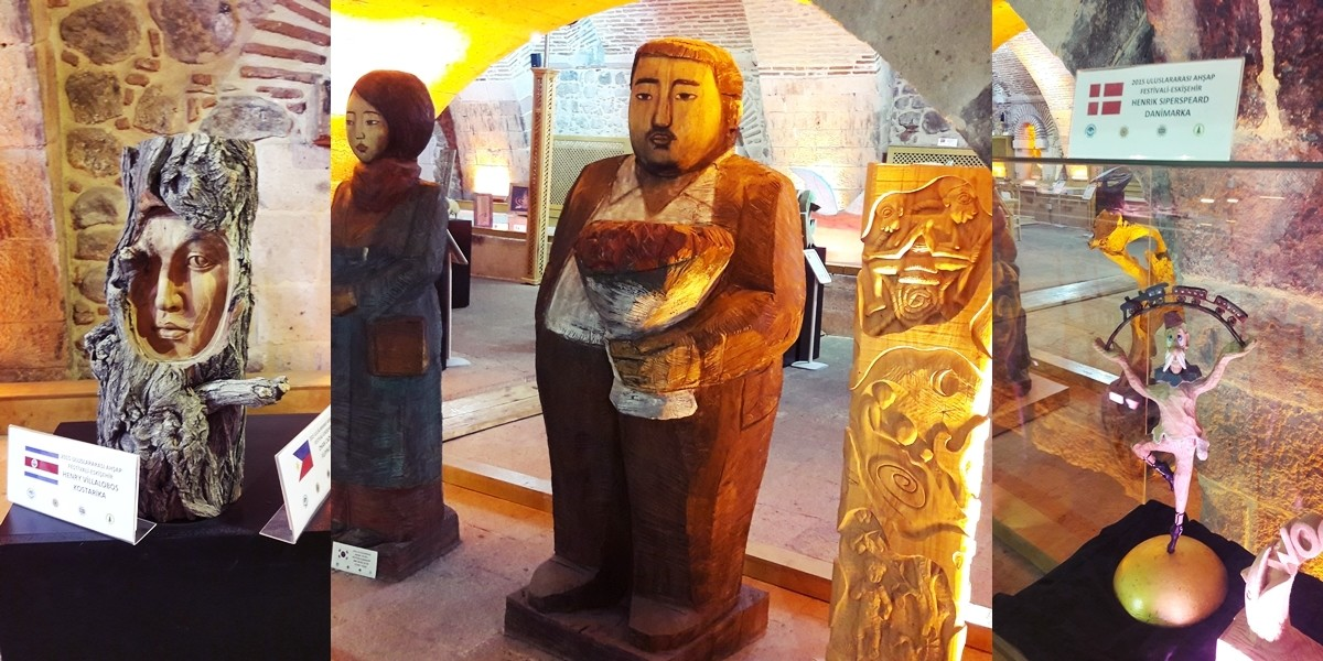 Eskişehir Gezisi Ahşap Müzesi
