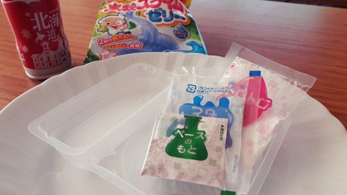 Yenilebilir Slime Yapmak