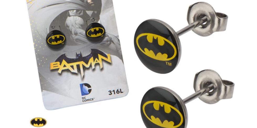 Batman Küpe