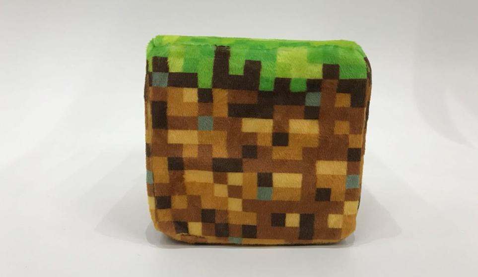Minecraft Peluş Küp