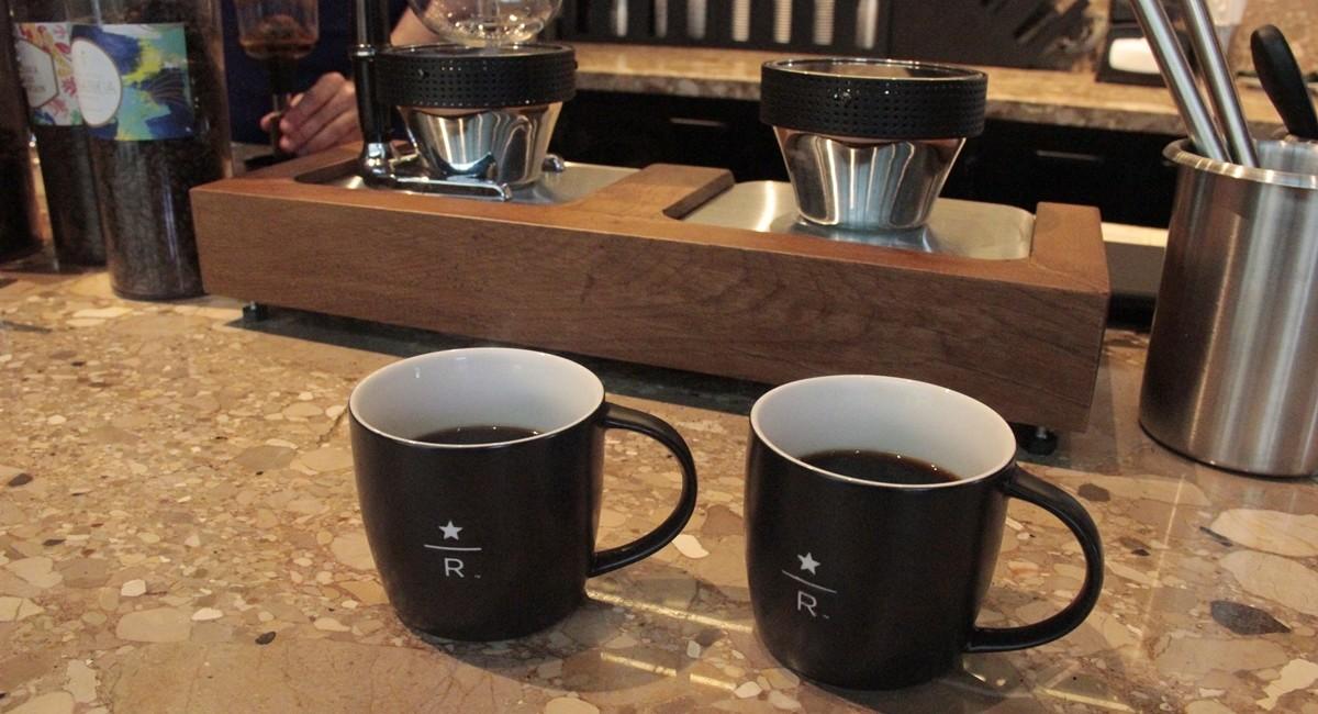Starbucks Reserve Fincanları