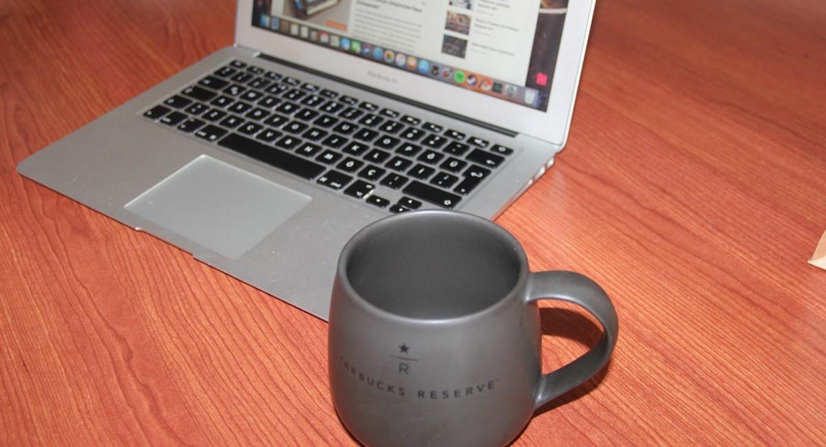 Starbucks Reserve ve Blogger