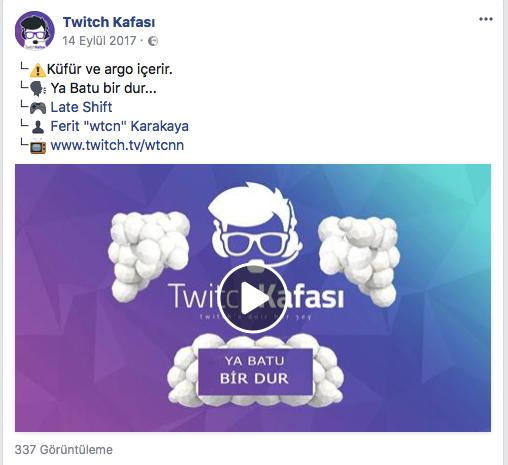 Twitch Kafası Türkiye