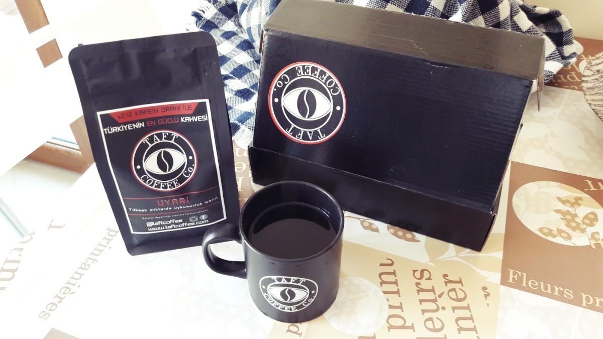 Umut Erkan Taft Coffee