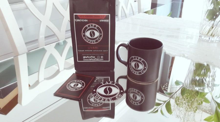Yüksek Kafeinli Filtre Kahve Taft Coffee