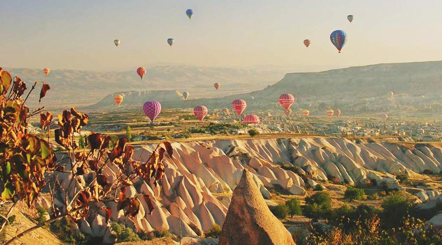 10 Popüler Turistik Mekan