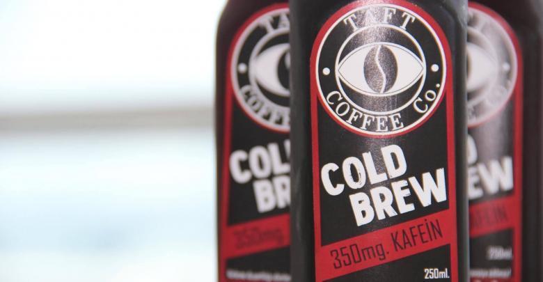 Evde Cold Brew ve Cold Brew Latte