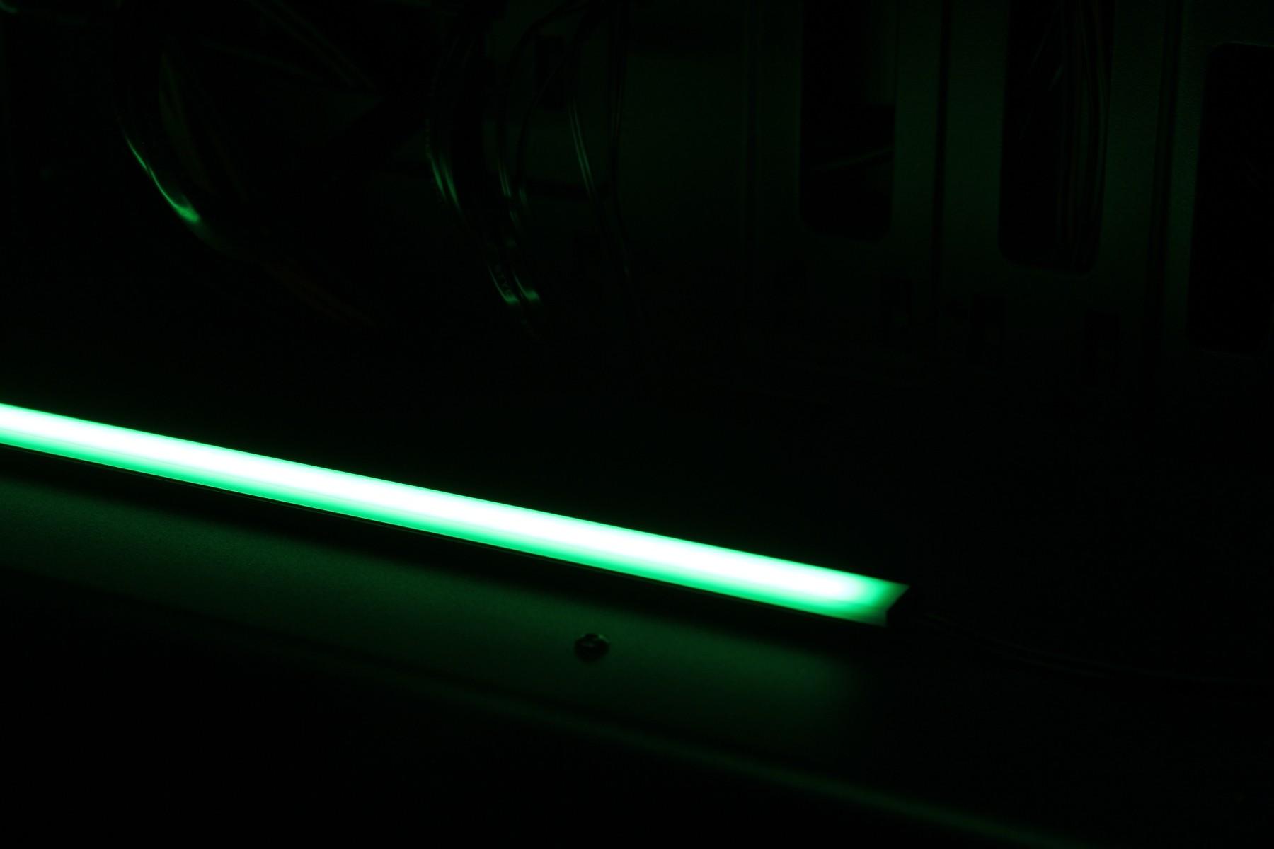Cooler Master Yeşil Mıknatıslı LED