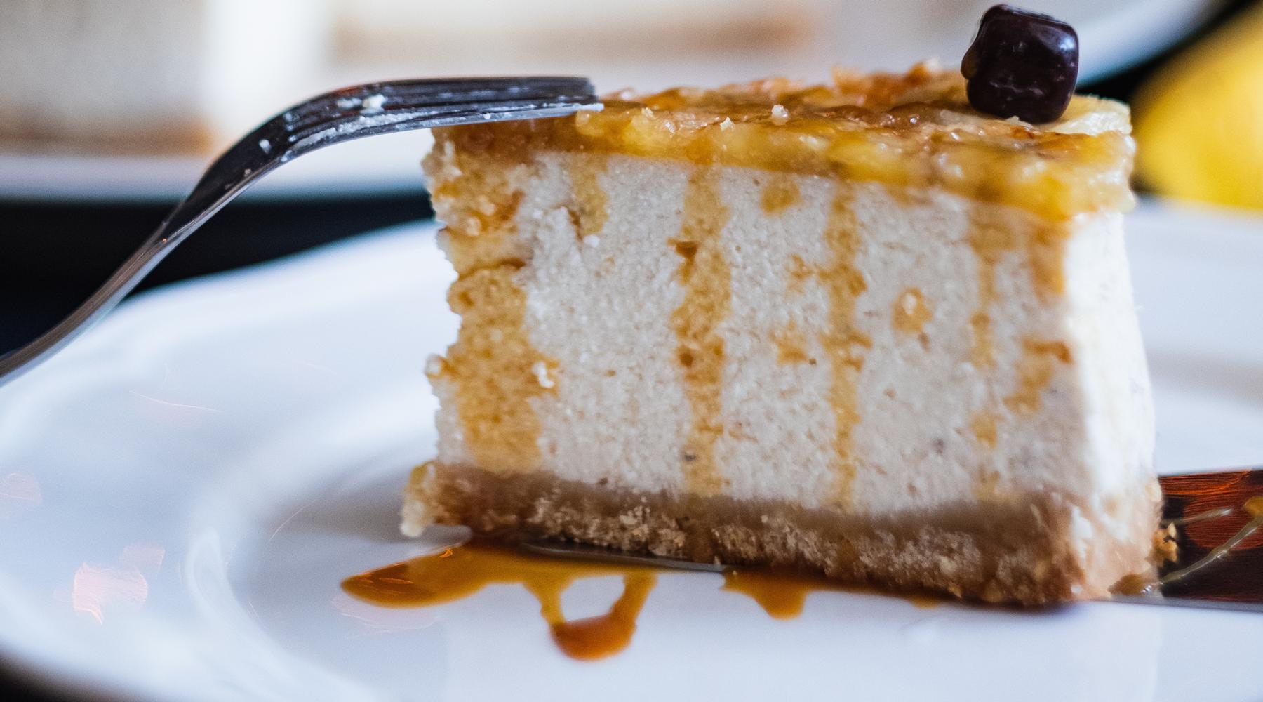 B-Blok Cheesecake