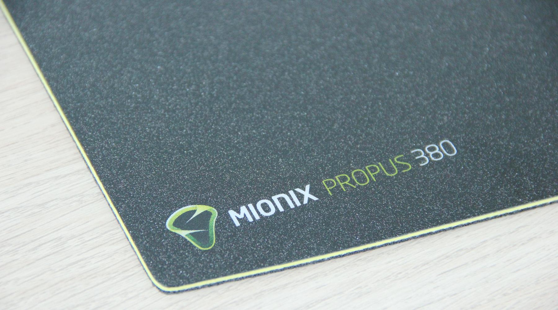 Mionix Propus Mousepad