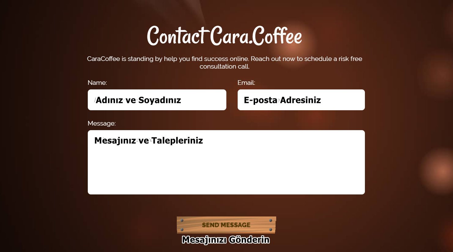 Cara Coffee