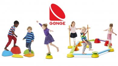 Eğitici Oyuncak Gonge
