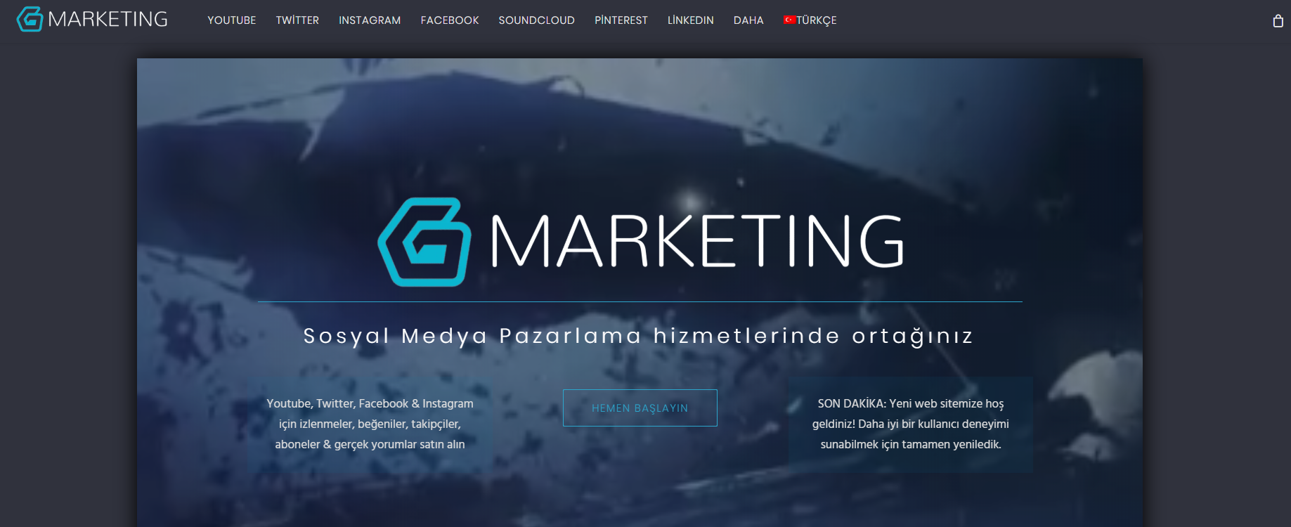 Galaxy Marketing